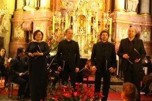 Koncert na rzecz rekonstrukcji organów w Bazylice Świętogórskiej - FRAUENKIRCHENTAG_2