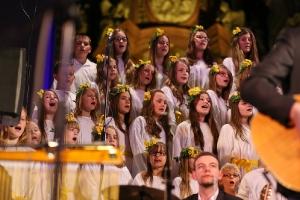 Koncert w Bazylice
