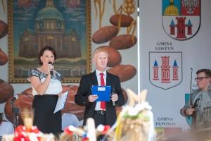 VI Ogólnopolskie Święto Chleba na Świętej Górze w Gostyniu 15 sierpnia 2014_3