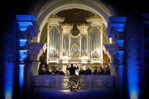 XII Festiwal Muzyki Oratoryjnej - Sobota, 21 pażdziernika 2017 - Inauguracja organów świętogórskich_14