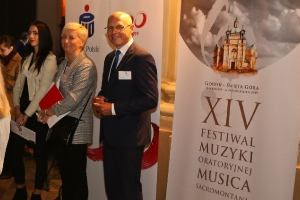 XIV Festiwal Muzyki Oratoryjnej 2019: - sobota, 28 września 2019_30