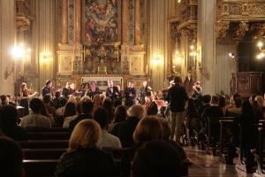 Koncert w Rzymie, niedziela 25 pażdziernika 2015_2