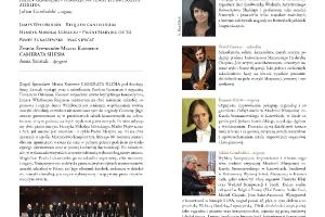 Program XV Festiwalu Musica Sacromontana_6