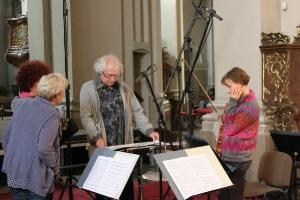 Sesja nagraniowa - 5 pażdziernika 2015 - Bazylika Świętogórska_1