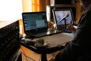 Sesja nagraniowa - 5 pażdziernika 2015 - Bazylika Świętogórska_4
