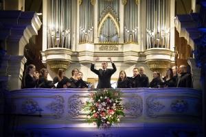 XII Festiwal Muzyki Oratoryjnej - Sobota, 21 pażdziernika 2017 - Inauguracja organów świętogórskich_15